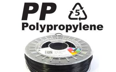 Imprimer du Polypropylene