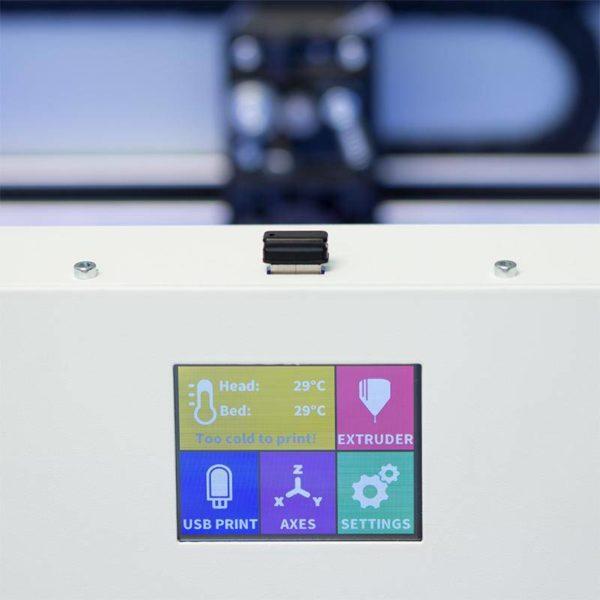 LCD craftbot